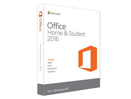 Microsoft Office Home and Student 2016 - 1